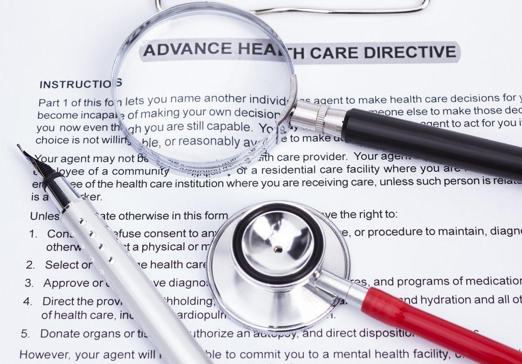 advance directive