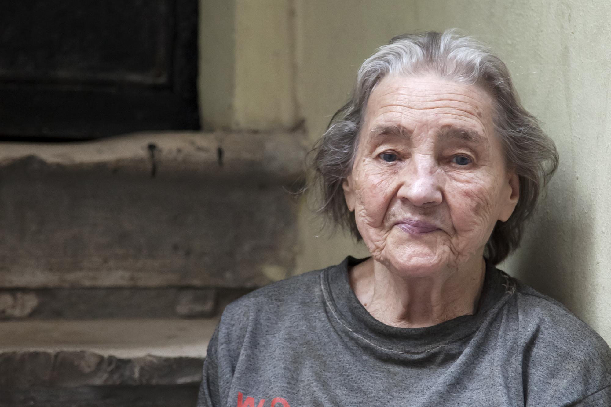 elder poverty